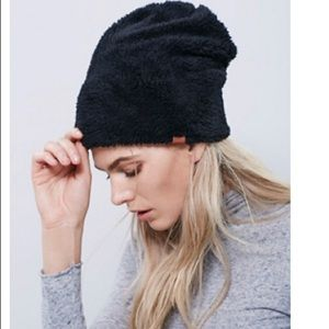 New Free People Bickley & Mitchell Cozy Beanie